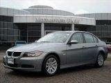 2007 Space Gray Metallic BMW 3 Series 328i Sedan #5180520
