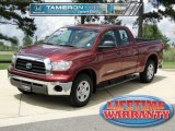 2009 Salsa Red Pearl Toyota Tundra Double Cab #51857076