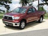 2009 Toyota Tundra Salsa Red Pearl
