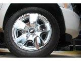 2010 Chevrolet Silverado 1500 LTZ Crew Cab Wheel
