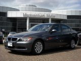 2007 Sparkling Graphite Metallic BMW 3 Series 328i Sedan #5180563