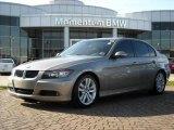 2007 Platinum Bronze Metallic BMW 3 Series 328i Sedan #5180564