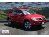 2011 Barcelona Red Metallic Toyota RAV4 V6 Sport 4WD #51855952