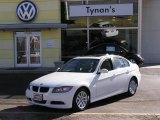 2007 Alpine White BMW 3 Series 328xi Sedan #5169566