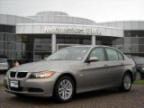 2007 Platinum Bronze Metallic BMW 3 Series 328i Sedan #5180566