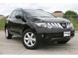 2010 Super Black Nissan Murano SL #51856810