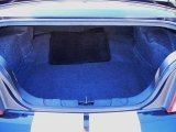 2006 Ford Mustang Shelby GT-H Coupe Trunk