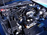 2006 Ford Mustang Shelby GT-H Coupe 4.6 Liter SOHC 24-Valve VVT V8 Engine