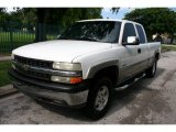 2001 Chevrolet Silverado 1500 Summit White