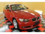 2008 Crimson Red BMW 3 Series 328i Coupe #51856828