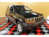 2002 Black Jeep Grand Cherokee Laredo 4x4 #51856829