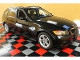2008 Black Sapphire Metallic BMW 3 Series 328xi Wagon #51856840