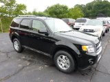 2012 Ford Escape Ebony Black