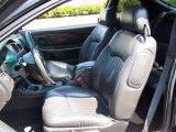 2003 Chevrolet Monte Carlo SS Ebony Black Interior
