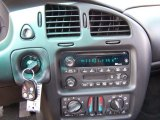 2003 Chevrolet Monte Carlo SS Controls