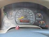 1999 Chevrolet Astro LS Passenger Van Gauges