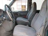 1999 Chevrolet Astro LS Passenger Van Neutral Interior