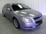 2008 Golden Pewter Metallic Chevrolet Malibu LT Sedan #51856906