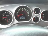 2010 Toyota Tundra Limited Double Cab Gauges