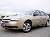 2005 Light Driftwood Metallic Chevrolet Malibu Maxx LS Wagon #5164786