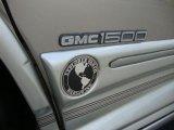 GMC Savana Van 2002 Badges and Logos