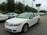 2008 White Suede Lincoln MKZ AWD Sedan #51856430