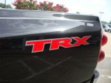 2008 Dodge Ram 1500 TRX Quad Cab Marks and Logos