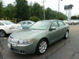 2008 Moss Green Metallic Lincoln MKZ Sedan #51856431
