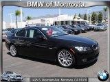 2008 Jet Black BMW 3 Series 328i Coupe #51856592