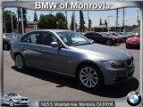 2010 Space Gray Metallic BMW 3 Series 328i Sedan #51856594