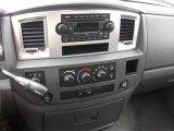 2009 Dodge Ram 3500 Big Horn Edition Quad Cab 4x4 Controls