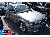 2005 Silver Grey Metallic BMW 3 Series 330i Sedan #51856606