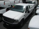 2004 Oxford White Ford F250 Super Duty XL SuperCab #51857219