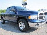 2004 Atlantic Blue Pearl Dodge Ram 1500 SLT Quad Cab #51856642