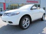 2011 Glacier White Pearl Nissan Murano CrossCabriolet AWD #51856645