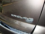 2009 Buick Enclave CX AWD Marks and Logos