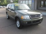 2003 Estate Green Metallic Ford Explorer XLT 4x4 #51856672