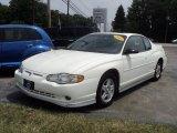 2003 White Chevrolet Monte Carlo SS #51856986