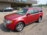 2010 Ford Escape Sangria Red Metallic
