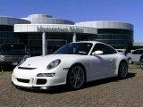 2007 Carrara White Porsche 911 GT3 #5180622