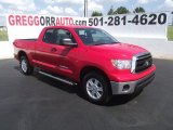 2011 Radiant Red Toyota Tundra Double Cab #51856724