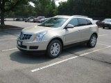 2011 Gold Mist Metallic Cadillac SRX 4 V6 AWD #51943562