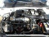 1999 Chevrolet Cavalier Coupe 2.2 Liter OHV 8-Valve 4 Cylinder Engine