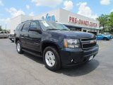 2009 Dark Blue Metallic Chevrolet Tahoe LT #51943438