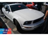 2005 Performance White Ford Mustang V6 Premium Coupe #51943278