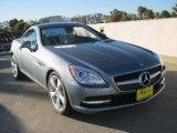 2012 Mercedes-Benz SLK Silver Mist Metallic