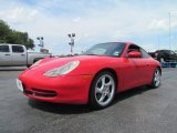 2000 Porsche 911 Guards Red