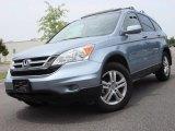 2011 Glacier Blue Metallic Honda CR-V EX-L 4WD #51943148