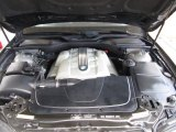 2003 BMW 7 Series 745i Sedan 4.4 Liter DOHC 32-Valve V8 Engine