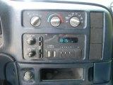 2005 Chevrolet Astro Cargo Van Controls